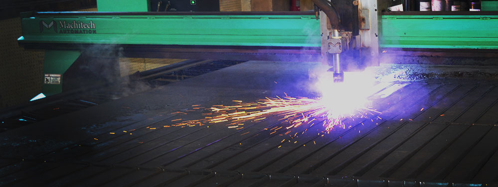 High-definition Plasma Cutting